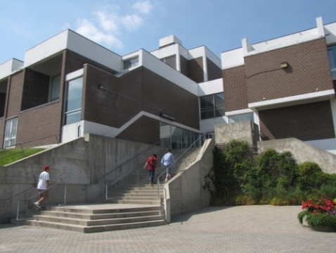 South Campus Hall